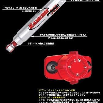 ランチョRS9000XL