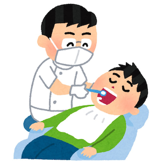 コロナ禍の歯医者