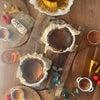 かぼちゃのバスク風チーズケーキの画像