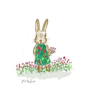 1月22日の誕生花 ストロベリーキャンドル(クリムゾンキング)私のこと思い出してねの画像