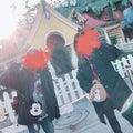 ☆ 2年前と1年前のこの日はディズニー姉妹イン ☆