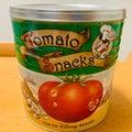 やっと買えた!トマトスナック缶