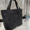 黒モアレのバッグ完成❣️の画像