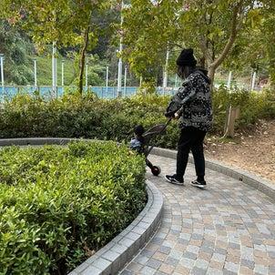 公園遊びの画像