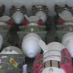核兵器禁止条約が発効  核保有国や日本など参加せず  日本不参加は残念の画像