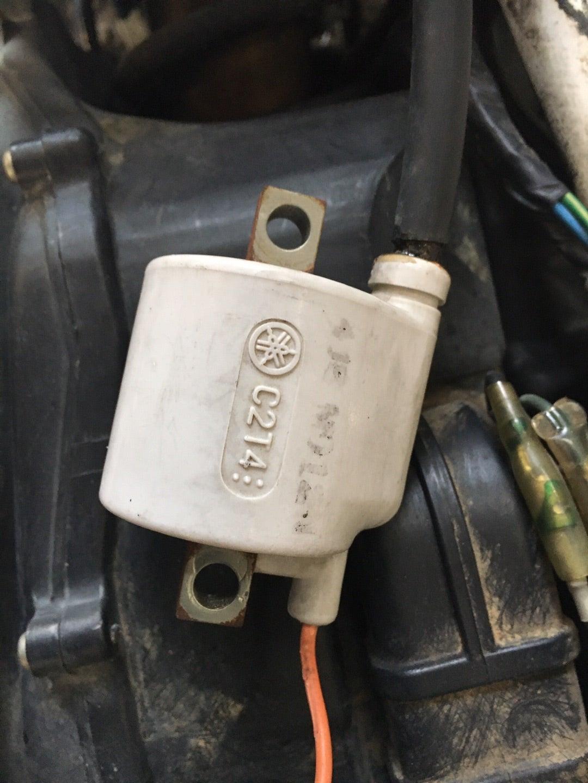 DT50 リトルカブFI 修理ご依頼