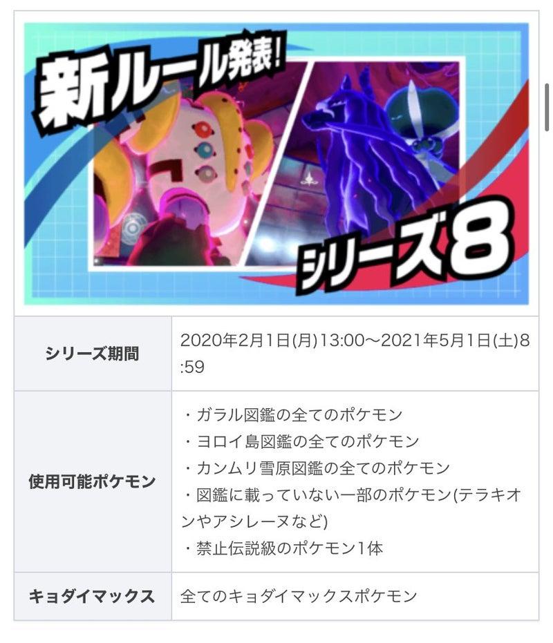 ポケモン剣盾 パーティ構築