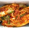 韓流ごはん・白菜キムチ動画レッスン始めましたの画像