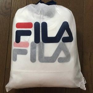 2021年福袋ネタバレ9: FILAのルームウェア福袋の画像