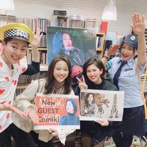 KT80❤️ゲスト:熊本県出身 シンガーソングライターComikiさんの画像