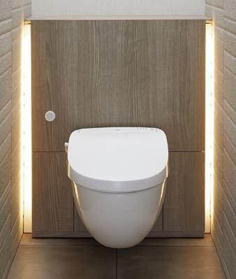 フロートトイレ