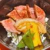 【人形町今半】ステーキ丼ランチ(新宿高島屋)★★★★☆の画像