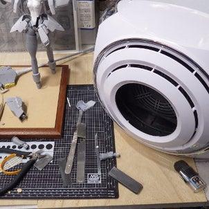 粉の舞い散る作業デスクよ、サヨウナラ ~集塵機 兼 空気清浄機「VOID(ヴォイド)」~の画像