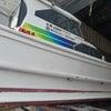 真鯛シーズン前にマリンドッグ!鹿児島錦江湾海晴丸の画像