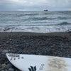 1月のサーフィン♪の画像