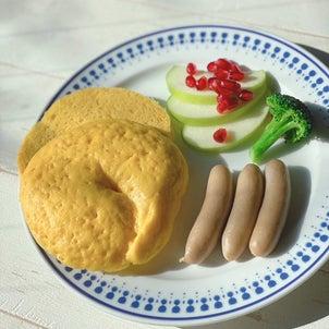 グルテンフリーパン専門店の朝ごぱんの画像