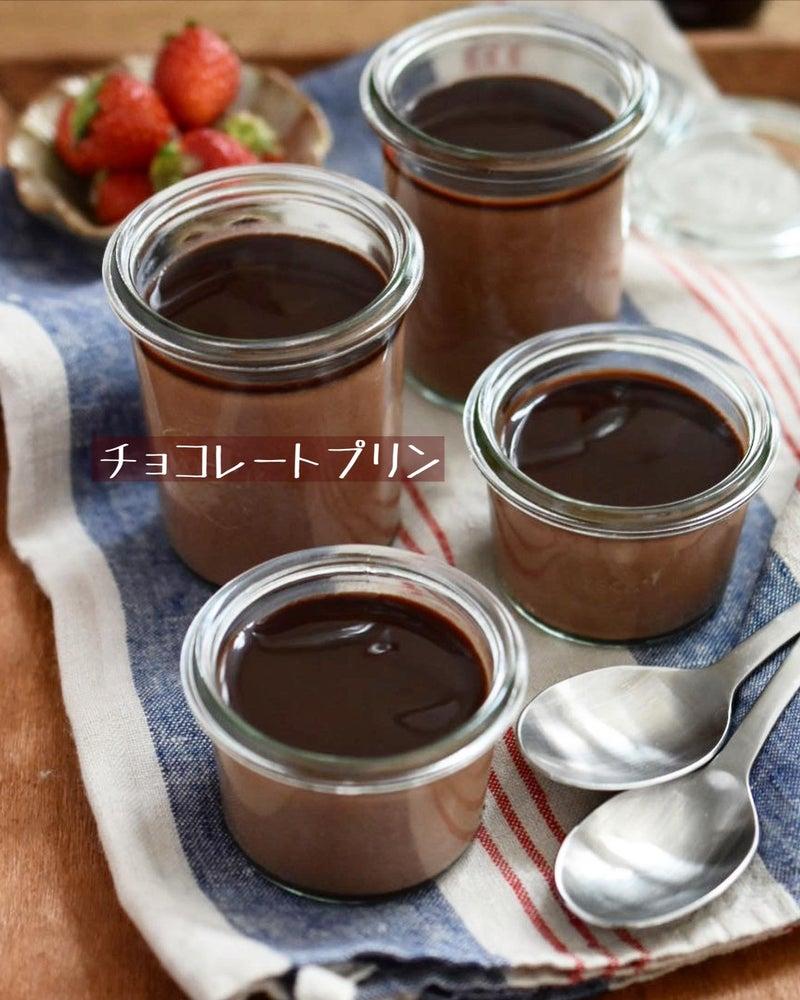 チョコ プリン 簡単
