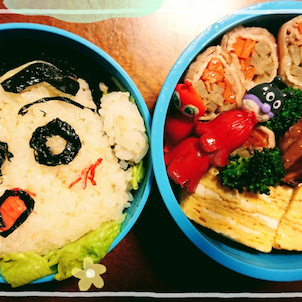 お弁当の日の画像