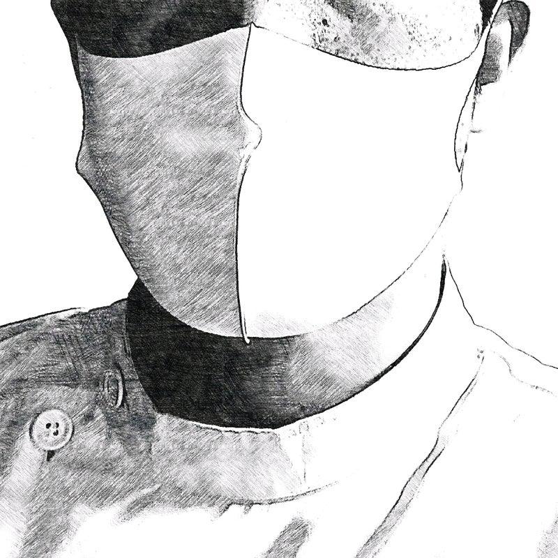 マスクして神戸市内で訪問マッサージ