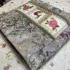 恩田教室☆薔薇刺繍バッグの画像