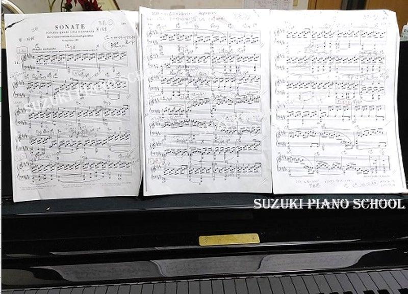 ソナタ 月光 ピアノ