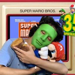 画像 【祝】スーパーマリオ☆生誕35周年記念スペシャル の記事より