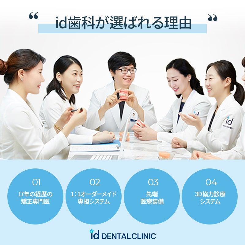 歯列矯正 インビザライン 裏側矯正 歯科矯正 歯並び