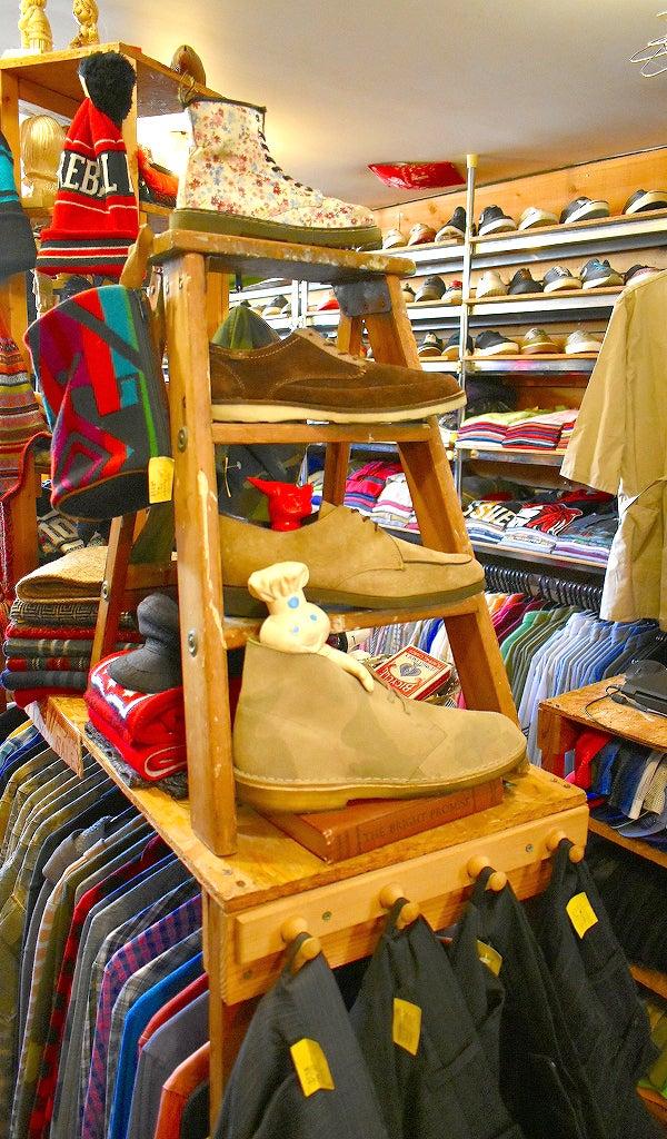 古着屋カチカチUSED CLOTHIN SHOP TOKYO JAPAN