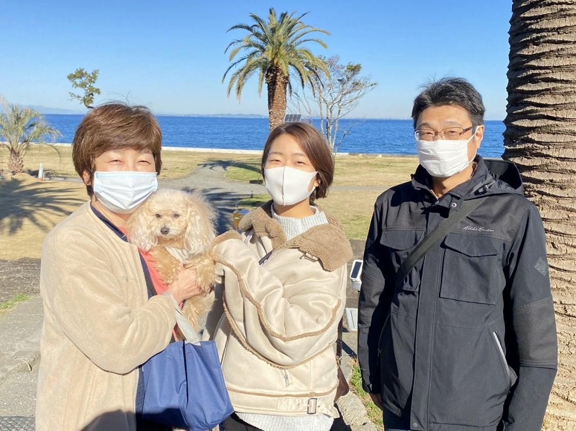 2021.1.29 ご宿泊のワンちゃん達の笑顔☆の記事より