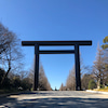 靖国神社への画像