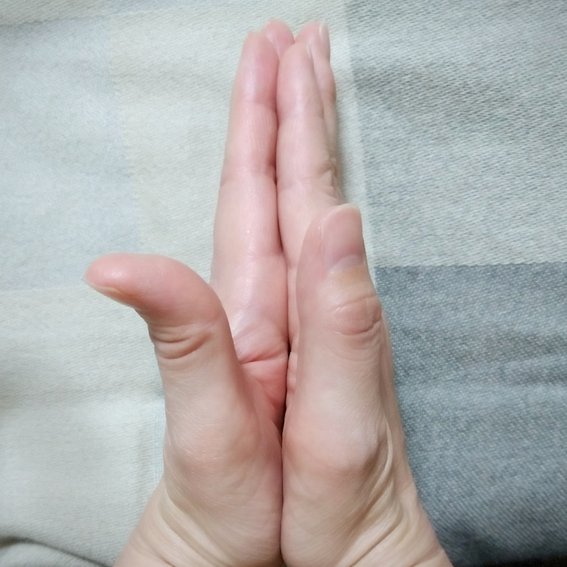手術 バネ 後 指