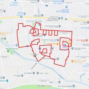 あかべこ(太田市牛沢町)17kmの画像