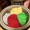 炊飯器で温めて使う、ソルトパッド、バーゲンです。の画像