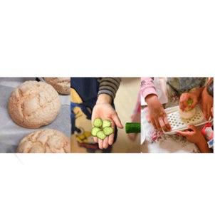 未来のあるこどもたちへ、自宅で出来る食育講座の充実を!クラウドファンディングに挑戦します!の画像