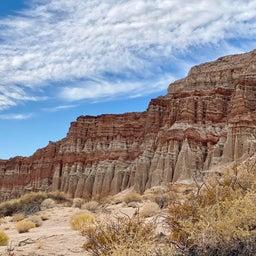 画像 岩の迫力⁉︎レッドロックキャニオン州立公園にお出かけ の記事より
