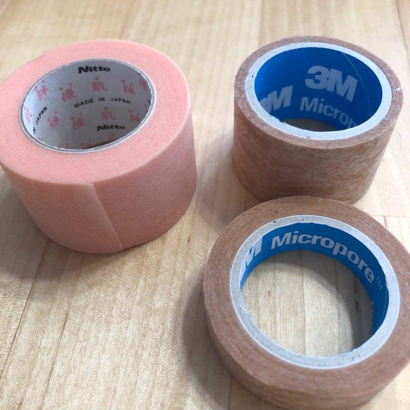 かぶれ 軟膏 テープ