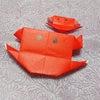 蟹.蟹.蟹.蟹.折り紙【生きがいの郷デイサービス】の画像