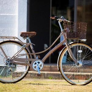 通学用自転車シーズン到来!の画像
