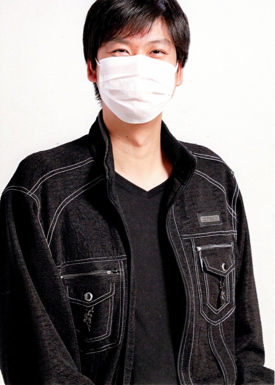 甲斐犬人 マスク