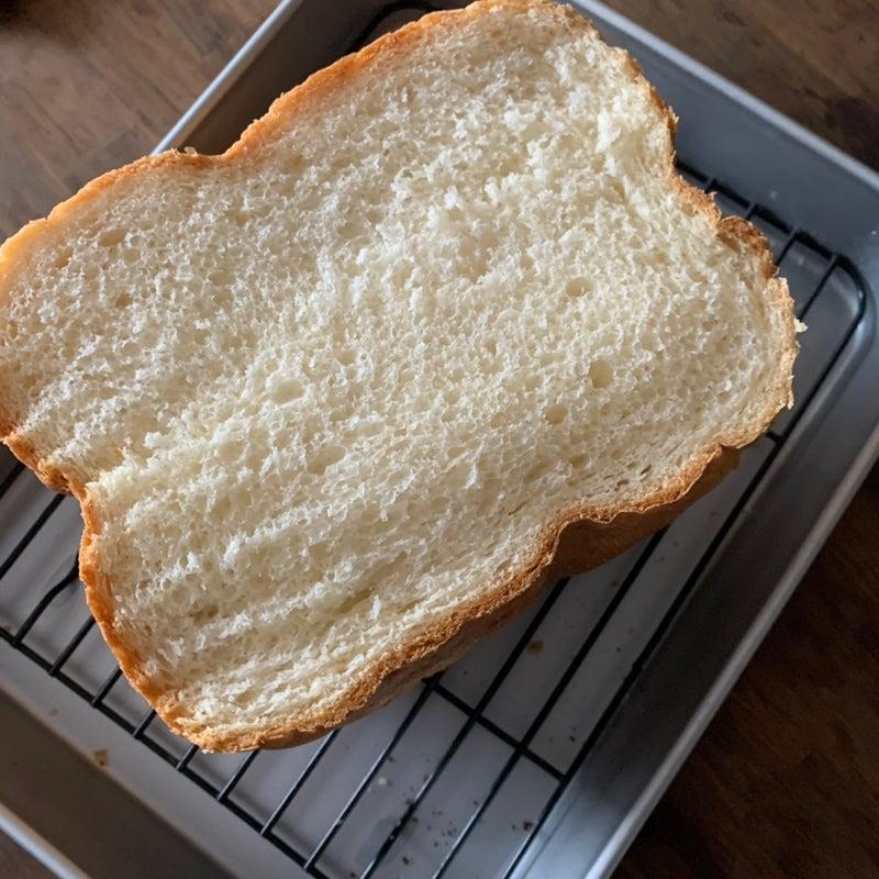 ホームベーカリー ミルク パン