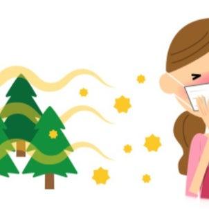 花粉症の症状緩和と予防と対策の画像