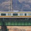 02/07 気分転換に南武線多摩川橋梁への画像