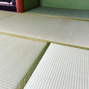 畳の替え時の画像