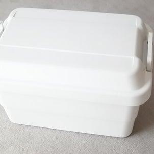無印収納ボックスで人気のテーブルDIYとシンデレラフィット?!な3COINSの画像
