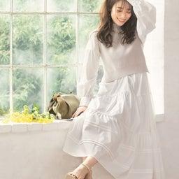 画像 泉里香さん着用♡美人百花3月号掲載アイテムのご紹介! の記事より 3つ目