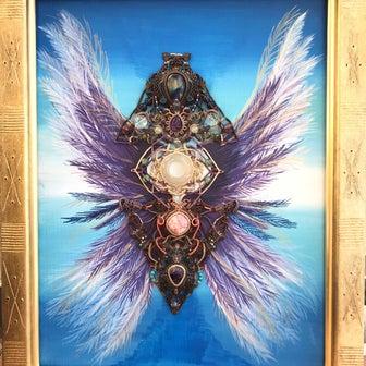 【奉納作品】功罪の両翼を持ち14番目の視座に飛立つ