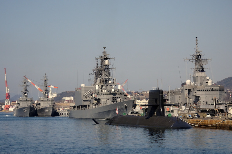 あぶくま型護衛艦 | キャプテン・ファンファンの歳時記Ⅱ