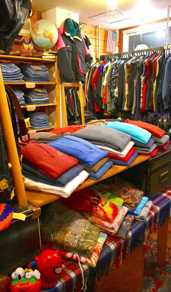 古着屋カチカチTokyo Japan Used Clothing2021