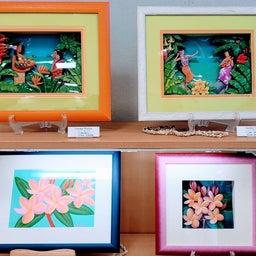 画像 ジェイアール京都伊勢丹で開催!~楽園の彩~ ヒロクメが描くハワイの世界展 の記事より 4つ目