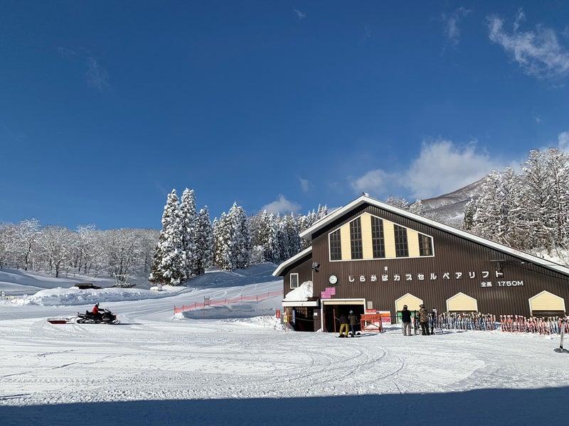 妙高 高原 スキー 場 天気